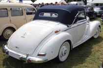 Mercedes Benz W187 220 Cabriolet A von 1951