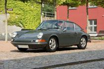 Oldtimer Restauration eines Porsche 911 T