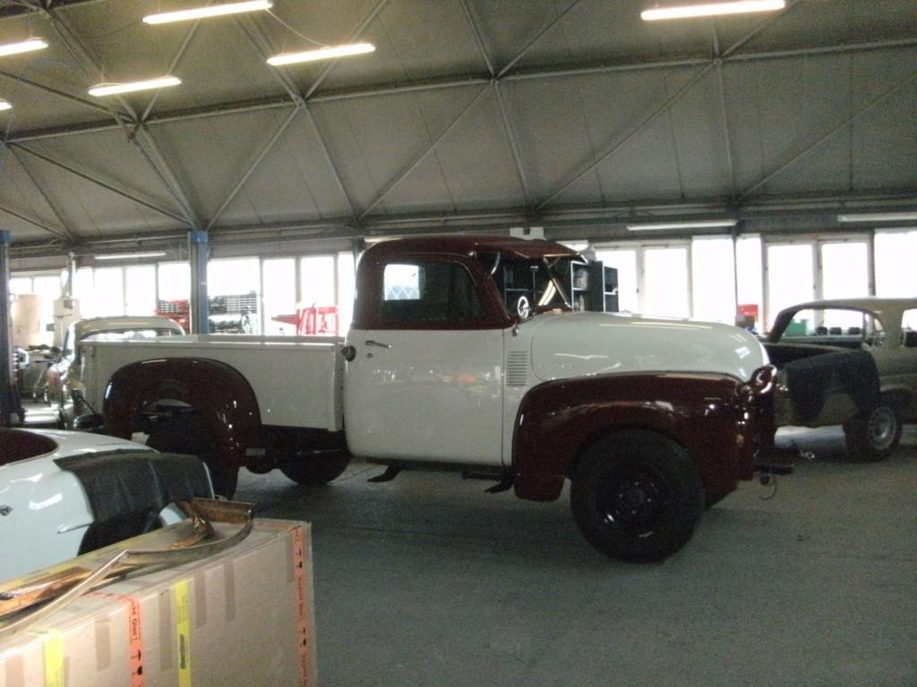 GMC Truck von 1952