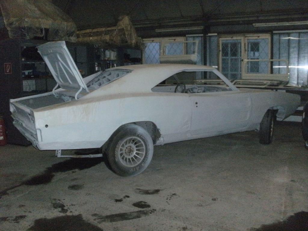 Dodge Charger von 1968