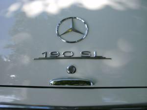 Mercedes W121 BII 190 SL