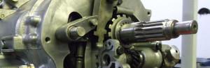 oldtimer mechanik pagode getriebe